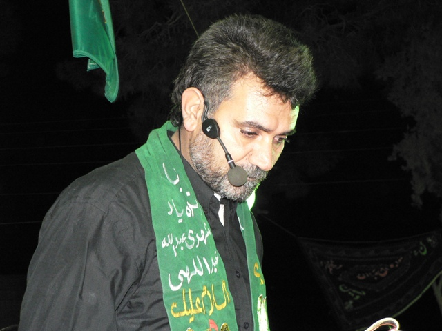 حاج عباس خسروی